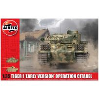 Tiger-1 Early Version - Operation Citadel 1/35