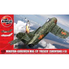Mikoyan-Gurevich MiG-17F Fresco 1/72
