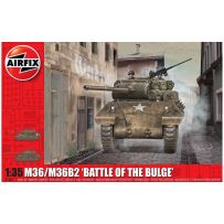 M36/M36B2 Battle of the Bulge 1/35