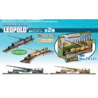 Canon Ferroviaire Leopold 1/144
