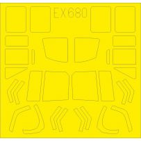 Eduard EX680 UH-1N 1/48