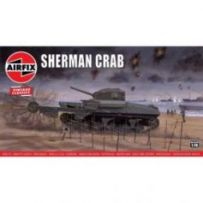 Sherman Crab 1/76