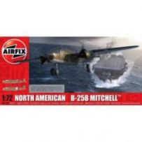 North American B25B Mitchell Doolittle Raid 1/72