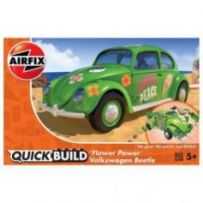 Quickbuild VW Beetle Flower-Power