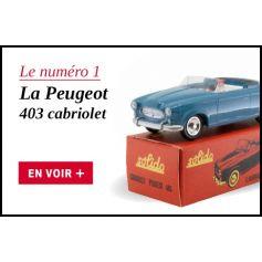 Peugeot 403 Cabriolet 1/43
