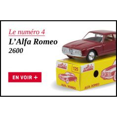 Alfa Romeo 2600 1/43