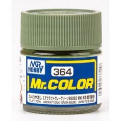 Mr. Color (10 ml) Aircraft Gray Green BS283