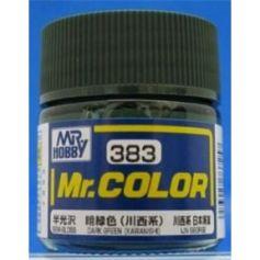 C-383 Mr. Color (10 ml) Dark Green (Kawanishi)