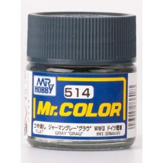 "Mr. Color (10 ml) Gray ""Grau"""