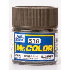 Mr. Color (10 ml) Olive Drab 2314