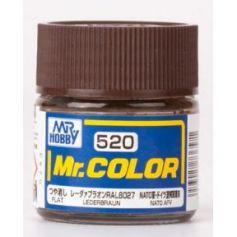 Mr. Color (10 ml) Lederbraun