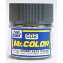 IJN Hull Color (Sasebo)