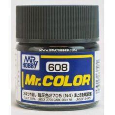 Mr. Color (10 ml) JMSDF 2705 Dark Gray N4