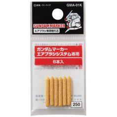 Special Nib for Gundam Marker Air Brush (6pcs)