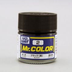 Mr. Color (10 ml) Black