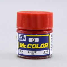 Mr. Color (10 ml) Red