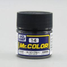 Navy Blue Semi-Gloss