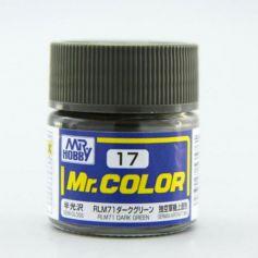 Rlm71 Dark Green Semi-Gloss