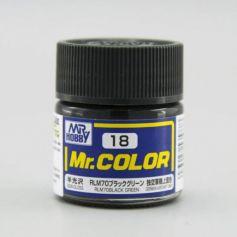 Rlm70 Black Green Semi-Gloss