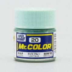 Mr. Color (10 ml) Light Blue