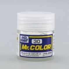 Mr. Color (10 ml) Flat Base