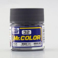 Mr. Color (10 ml) Dark Gray (2)