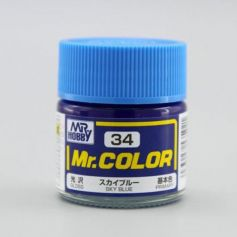 Mr. Color (10 ml) Sky Blue