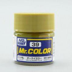 Mr. Color (10 ml) Dark Yellow (Sandy Yellow)