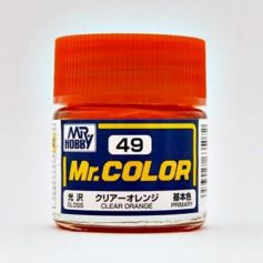 Mr. Color (10 ml) Clear Orange
