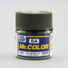 Mr. Color (10 ml) Khaki Green