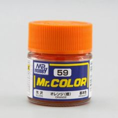 Mr. Color (10 ml) Orange