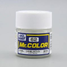 Mr. Color (10 ml) Flat White