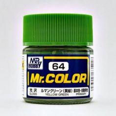 Yellow Green Brillant