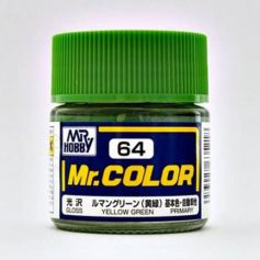 Mr. Color (10 ml) Yellow Green
