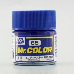 Mr. Color (10 ml) Bright Blue