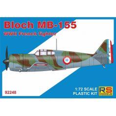 Bloch MB-155 1/72
