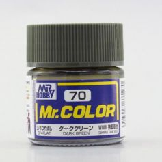 Mr. Color (10 ml) Dark Green