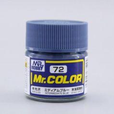Intermediate Blue Semi-Gloss