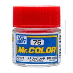 C-75 Mr. Color (10 ml) Metallic Red