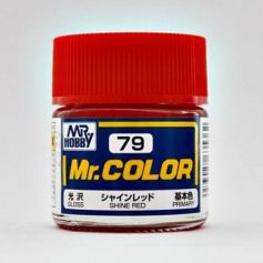 Mr. Color (10 ml) Shine Red