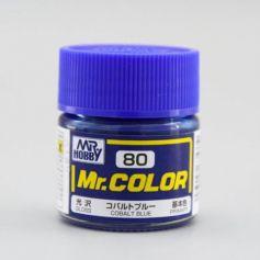 Mr. Color (10 ml) Cobald Blue