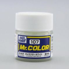 Mr. Color (10 ml) Character White