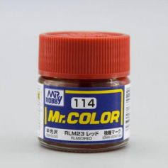 Rlm23 Red Semi-Gloss