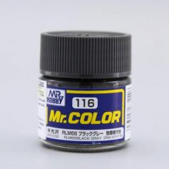Rlm66 Black Gray Semi-Gloss