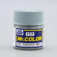 Mr. Color (10 ml) RLM76 Light Blue