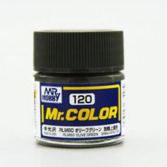 Mr. Color (10 ml) RLM80 Olive Green