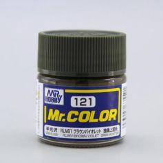 Mr. Color (10 ml) RLM81 Brown Violet