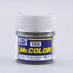 C-159 Mr. Color (10 ml) Super Silver