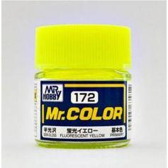 Fluorescent Yellow Semi-Gloss