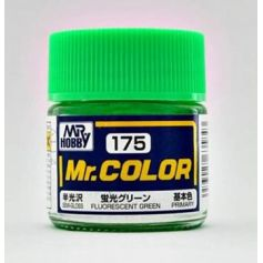 Fluorescent Green Semi-Gloss